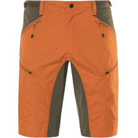 Lundhags Makke Shorts Men Bronze/Tea Green